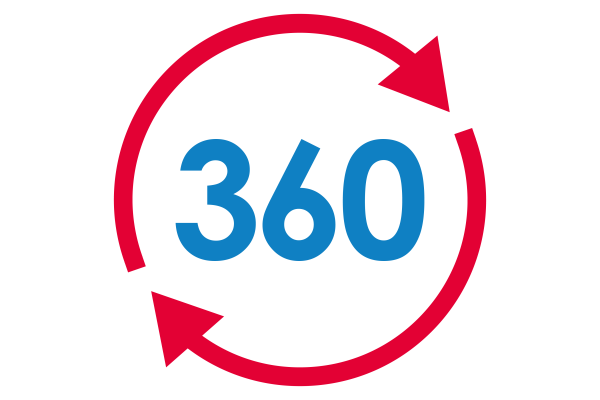 Cubiks 360 Logo