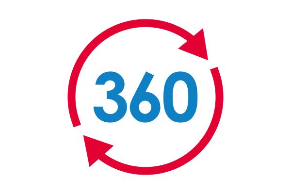 Cubiks 360 Feedback tool logo