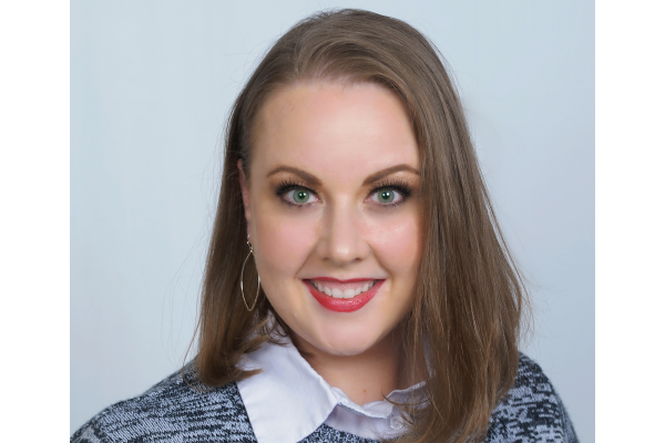 Breanne Harris, Country Manager for Cubiks USA