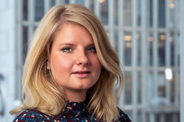 Emilia Håkansson, Country Administrator for Cubiks Sweden