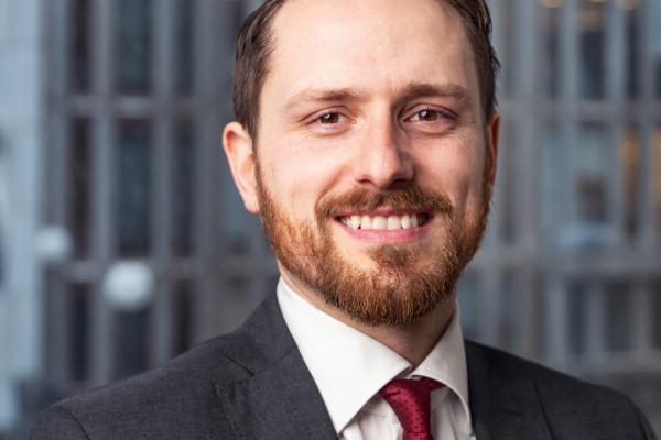 Jakob Radeborn, Psychologist/Consultant Analyst for Cubiks Sweden
