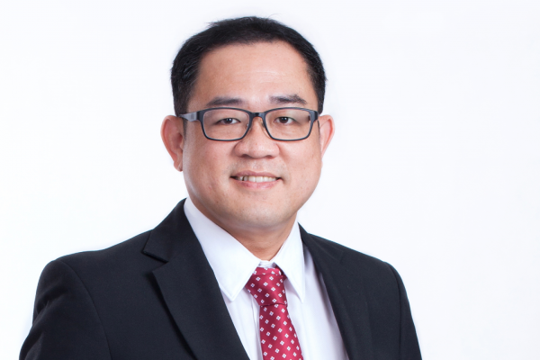 Kit San Yong, Country Manager for Cubiks Malaysia