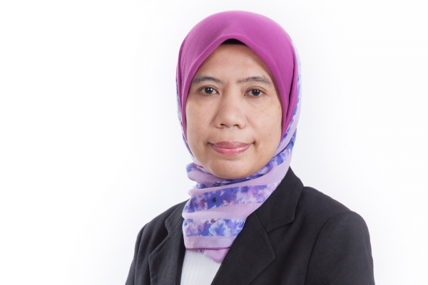 Norzehan Nordin, Consultant Service Coordinator for Cubiks Malaysia