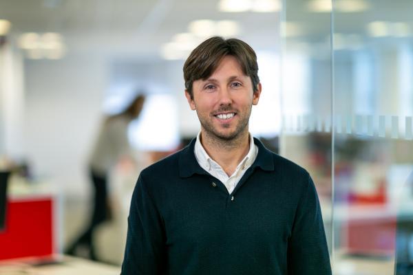 Sebastian Teijeiro, Consultant for Cubiks UK